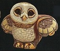 De Rosa Collections F309 Barn Owl Baby I