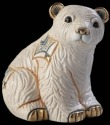 Artesania Rinconada F363 Polar Bear Arctic Family Collection