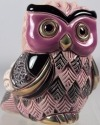 De Rosa Collections F405 Long Eared Owl Baby