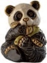 Artesania Rinconada M02 Panda Bear Mini Collection