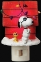 Peanuts by Roman 133782 Snoopy Joe Cool Nightlight