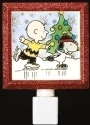 Peanuts by Roman 164118 Shadow Box Style of Nightlight