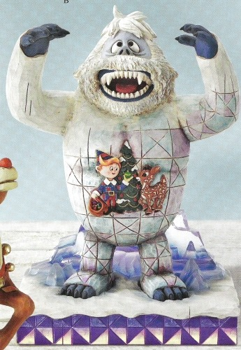 Jim Shore Rudolph Reindeer 4008340 Rudolph & Bumbles & Hermey