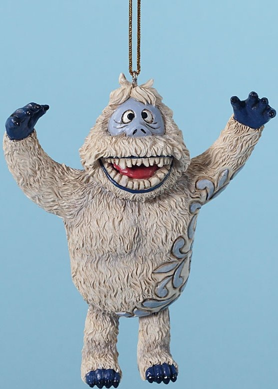 Jim Shore Rudolph Reindeer 4029464 Bumble Personalizable Ornament Ornament