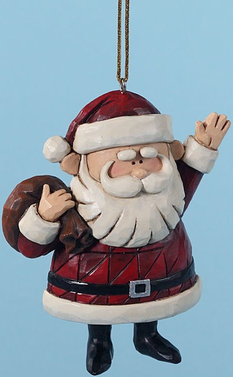 Jim Shore Rudolph Reindeer 4029466 Personalizable Ornament Ornament