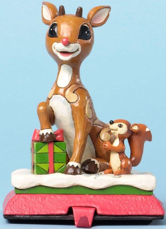 Jim Shore Rudolph Reindeer 4034903 Rudolph
