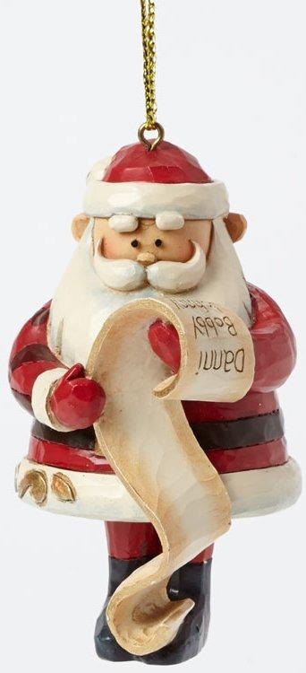 Jim Shore Rudolph Reindeer 4041654 Santa & Gold Accents