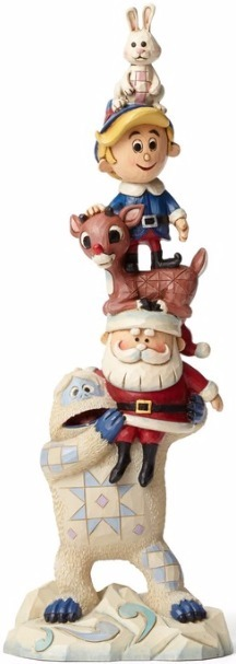 Jim Shore Rudolph Reindeer 4053072 Rudolph Characters
