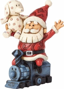 Jim Shore Rudolph Reindeer 4058342 Santa w Misfits