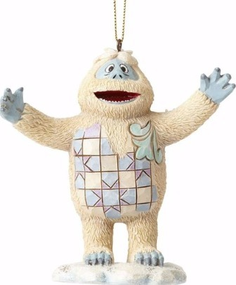 Jim Shore Rudolph Reindeer 4058351 Snow Covered Bumble