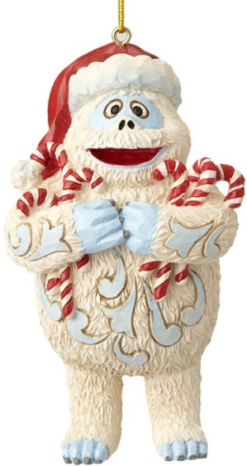 Jim Shore Rudolph Reindeer 6001597 Bumble Holding Candy