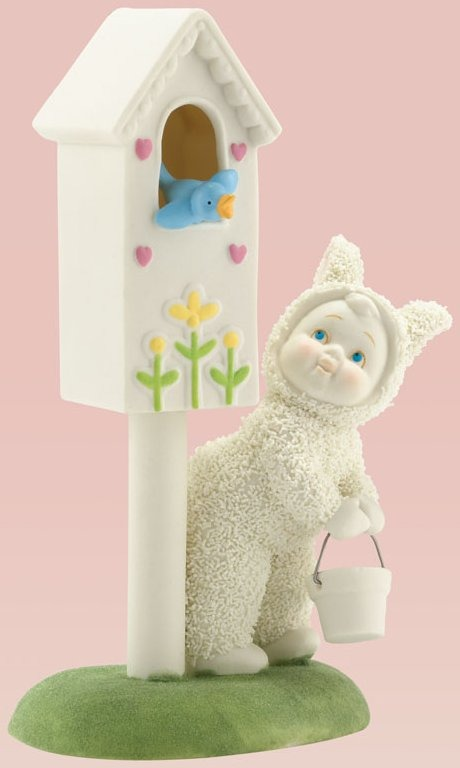 Snowbunnies 4030549 Home Tweet Home Figurine