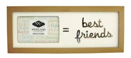 Sum It Up 18624 Best Friends Frame 2X3   $12.99