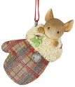 Tails with Heart 6003912 Mouse Ornament