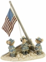 Tails with Heart 6008366N Remembering 9-11 Figurine