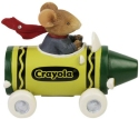 Tails with Heart 6008814N Crayon Racer Figurine