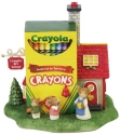 Tails with Heart 6008818N Crayola Art School Figurine