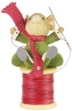 Tails with Heart 6008943N Spools of Fun Figurine