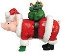 This Little Piggy 16850 Santa Pig Figurine