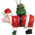 This Little Piggy 16854 Santa Pig