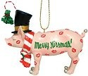 This Little Piggy 16857 Kissmas Pig