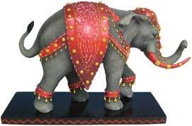 Tusk 13055 Taj Mahal Figurine