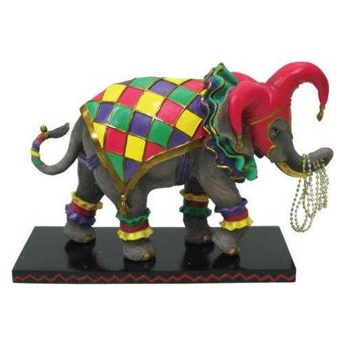 Tusk 13073 Carnevale Elephant Figurine
