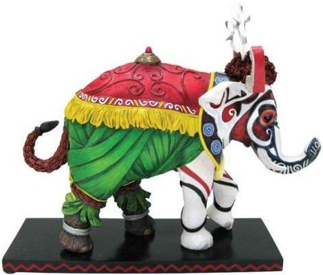 Tusk 13075 Hudoq Figurine