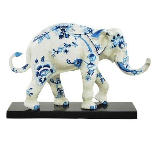Tusk 13081 Toil-Ephant Elephant Figurine