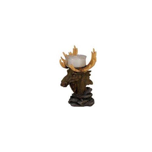 Special Sale 14219 Wildlife 14219 Moose Head Tealight