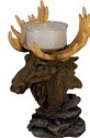 Special Sale 14219 Wildlife 14219 Moose Head Tealight