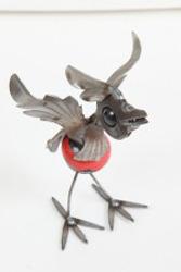 Yardbirds B101 Cabinet Knob Cardinal