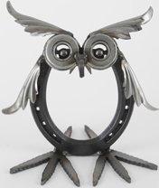Yardbirds B126 Lucky Horseshoe Owl