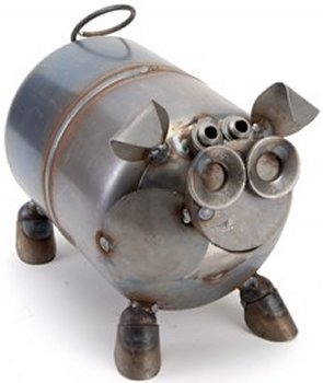 Yardbirds C120 Pot Belly Pig