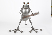 Yardbirds C511 Toad Playing Guitar Featuring Copper Strings