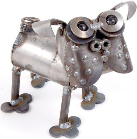 Junkyard Dogs & Cats D086 Mini Pug