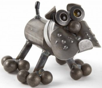 Yardbirds D47 Bulldog Tiny Dog