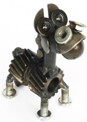 Yardbirds ENC102 Double Gear Horse