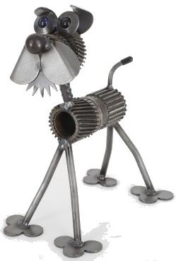 Junkyard Dogs & Cats END080 Gear Dog