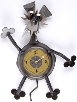 Yardbirds F101 Terrier Clock