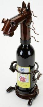 Yardbirds F125 Horse Copper Wine Caddy