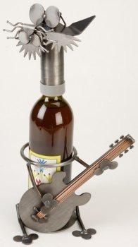 Yardbirds F235 Cat Electric Guitar Wine Caddy