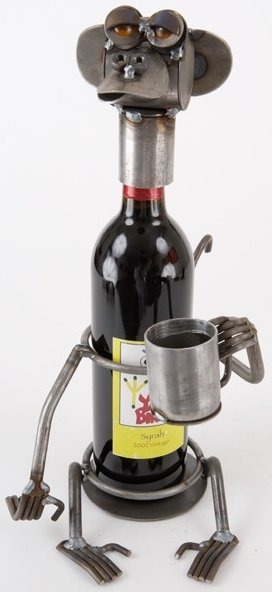 Yardbirds F274 Drinking Monkey Wine Caddy