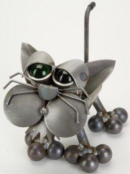 Junkyard Dogs & Cats K61 Tiny Sleepy Kitten