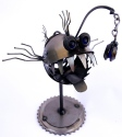 Yardbirds C951N Angler Fish with swirly body