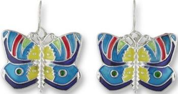 Zarah 0101Z1 Calypso Butterfly Earrings