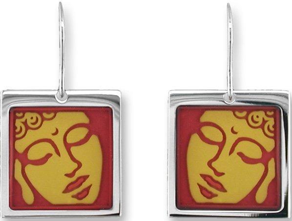 Zarah Co Jewelry 0703V1 Buddhaful Earrings