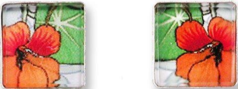 Zarah Co Jewelry 0909G1 Grasset's Flora Post Earrings
