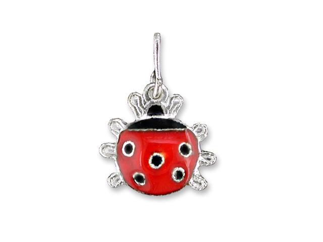 Zarah Co Jewelry 134808 Spotted Ladybug Charm