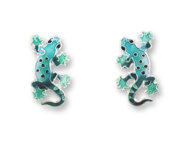 Zarah Co Jewelry 195501 Gecko Earrings